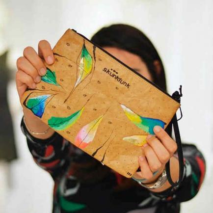 SkunkFunk: bolsos impermeables con mucho diseño