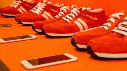 Zapatillas inteligentes para turistas