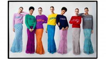 Wanda Nara usó un suéter que hoy eligen todas... ¿visionaria o influencer?