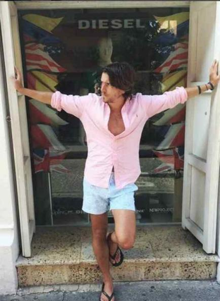 ¡Basta, chicos! La moda argentina tiene su Ricky Fort