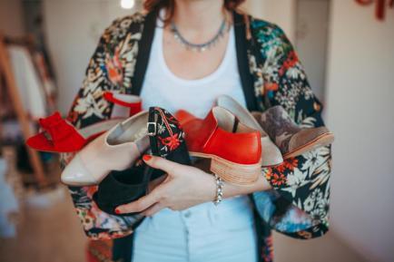 Los zapatos que se vienen y cómo se combinan, según True Showroom