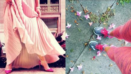 El día en que todo fue color rosa
