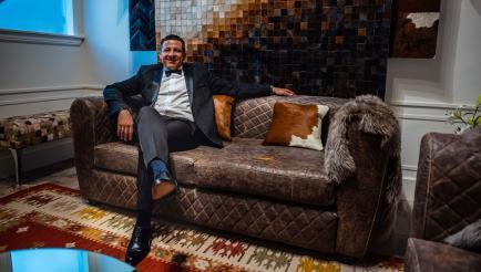 Agustino Home: sillones, alfombras y accesorios de alta gama