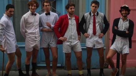 ¿Genialidad o absurdo? Mirá la extraña prenda masculina que es furor en Europa