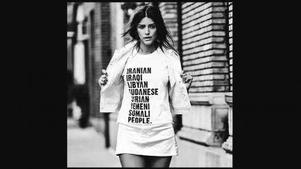 Corresponsal de Vogue y modelo: el álbum de Calu Rivero en Nueva York