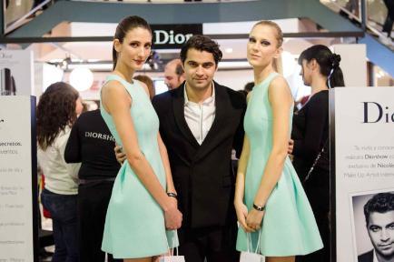 Los especialistas de Dior visitan Córdoba