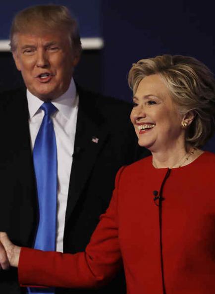El debate del siglo: qué dijeron Donald y Hillary con sus looks