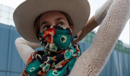 Los tapabocas de Dolores Barreiro que revolucionaron redes por sus exorbitantes precios