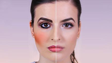 Errores de maquillaje que te harán lucir mayor