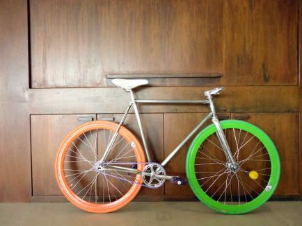 Tocho: bicicletas de autor