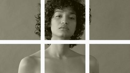 La artista trans, morena ¡y hermosa! que triunfa como modelo