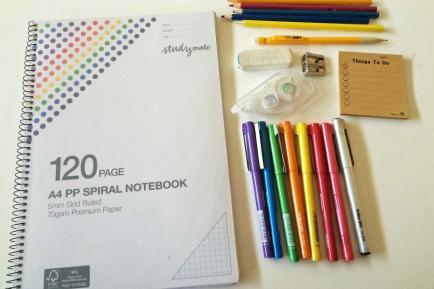Aprendé a hacer tu propia agenda con el método Bullet Journall