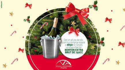 8 ofertas navideñas en Villa Allende Shopping