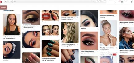 Lo que se usará en 2019 en maquillaje, uñas y pelo, según Pinterest