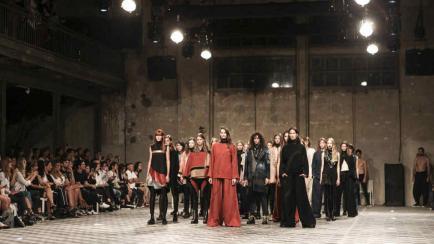 Mirá la grilla de desfiles de Designers BA
