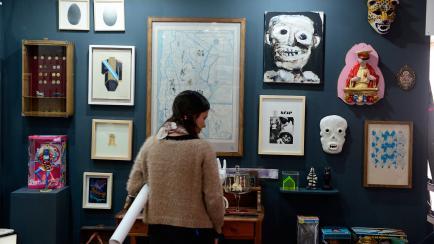 Córdoba: 200 artistas en una nueva edición de Mercado de Arte