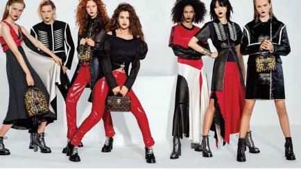 Selena Gómez: Una chica Vuitton