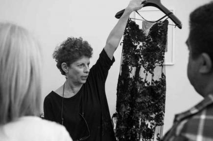 Andy Cherniavsky: En la moda me siento realizada