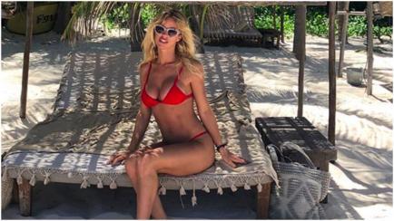 El cuerpo de una mujer es libre: la frase de Rocío Guirao Díaz en Instagram