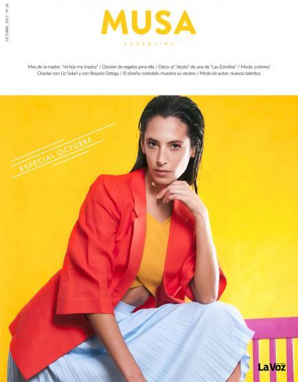 Revista Musa de octubre: ¡cómo nos inspira mamá!