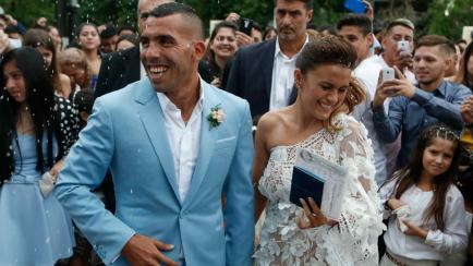 El traje de Carlitos Tévez, ¿fue un acierto?