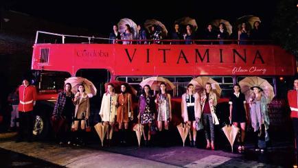 Mirá cómo fue la London Night de Vitamina en Córdoba Shopping