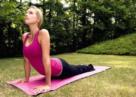Practicá yoga en Casa Magnolia