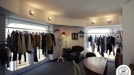 Barato y con onda: el circuito de tiendas de ropa vintage o usada en Córdoba