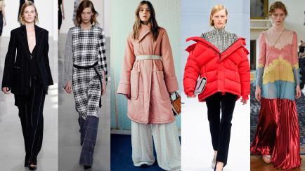 Las 6 tendencias de moda que definen al invierno 2017