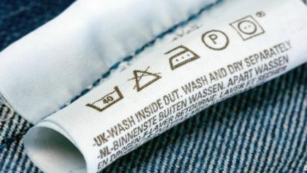 Cómo cuidar las prendas: enterate qué indican los símbolos en las etiquetas