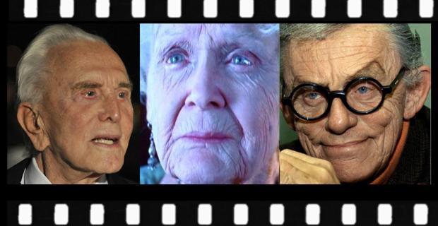 El club de los centenarios: 6 actores de Hollywood que llegaron a los 100 años