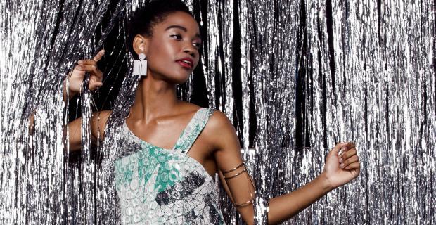 Nuestra producción de moda: looks de fiesta para sorprender