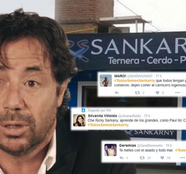 Las claves del fenómeno #Sankarny en las redes