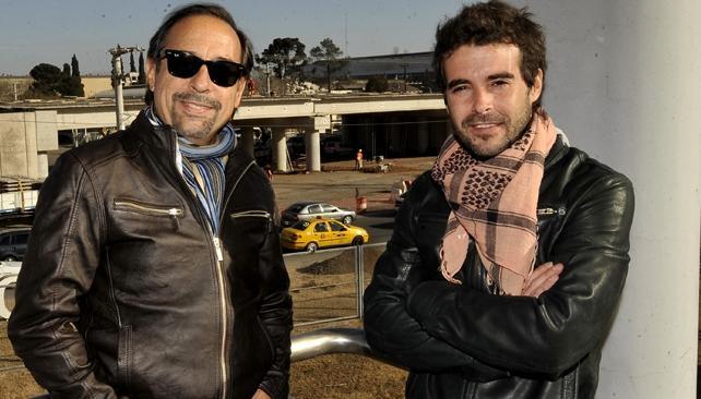 Guillermo Francella y Nicolás Cabré trabajan juntos por primera vez en '¡Atraco!'.