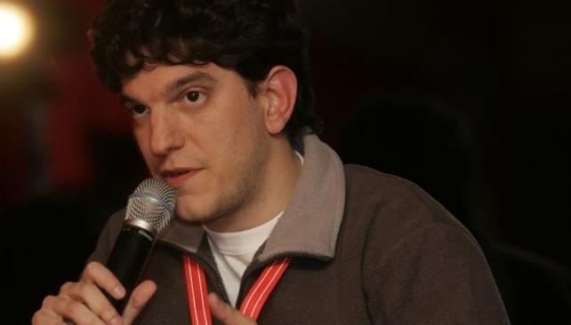 Nicolás Prividera, director de 'M' y 'Tierra de los padres'.
