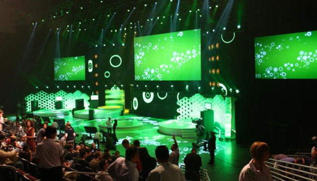 En la primera parte de la E3, se presentaron varios juegos nuevos para la XBox.