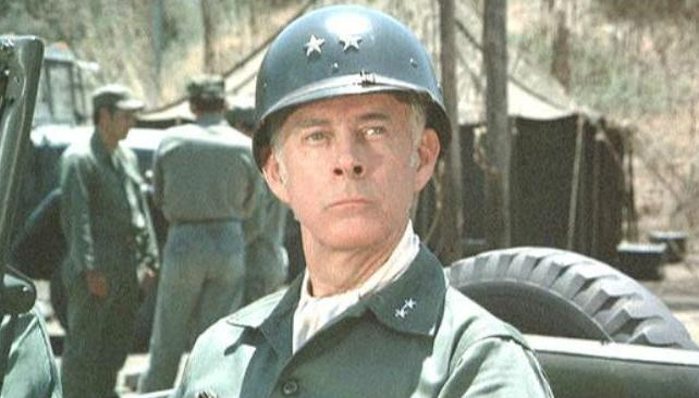 Harry Morgan era el coronel Potter en MASH.