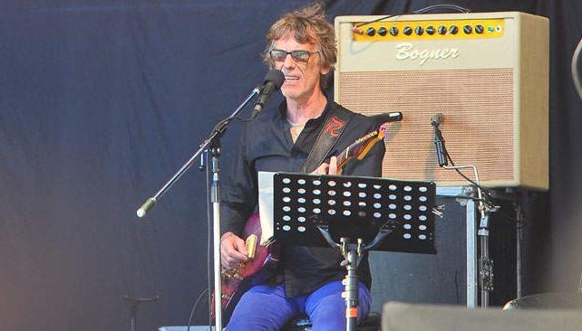COSQUIN ROCK 2011. La última actuación de Spinetta en la provincia de Córdoba.