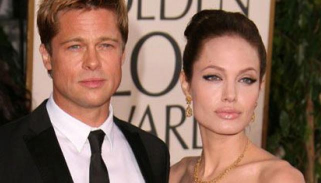 La pareja más famosa de Hollywood: Angelina Jolie y Brad Pitt