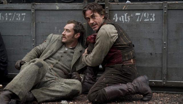 La segunda de Sherlock Holmes promete tensión y adrenalina. Para sentarse a ver.