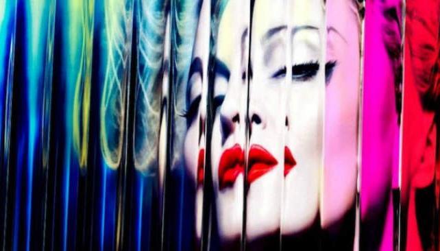Madonna presentará su nuevo disco en diciembre.