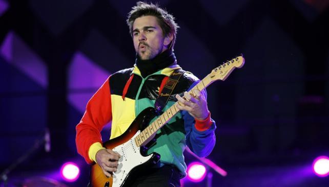 Juanes editó su disco 'Juanes MTV Unplugged' este año.