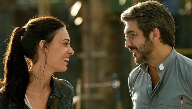 Martina Gusmán y Ricardo Darín vuelven a trabajar juntos en 'Elefante blanco', como lo hicieron en 'Carancho'.