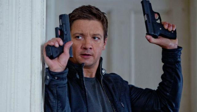 Jeremy Renner interpreta a Aaron Cross en 'El legado de Bourne'.