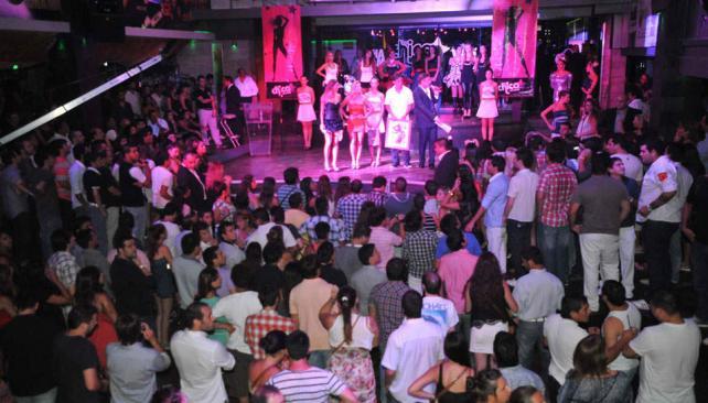 Khalama fue una verdadera fiesta en la noche del lunes.