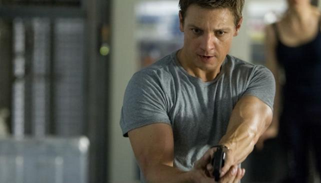 Jeremy Renner es el nuevo personaje en 'El legado de Bourne'.