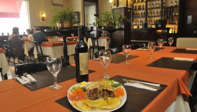 Vittoria, una opción para comer en pleno centro de la ciudad.