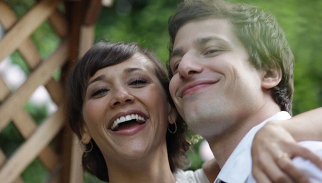 'Celeste and jesse forever' está escrita a la par por una pareja de ex novios.