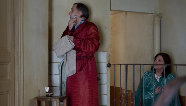 El actor Fabrice Luchini interpreta a un hombre anclado en su rutina.