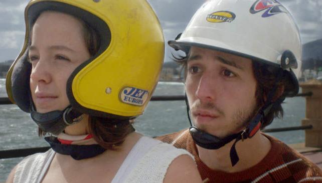 Una joven pareja, puesta a prueba en sus vacaciones.